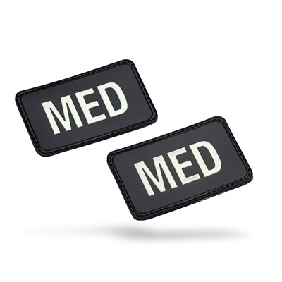 MED ID Patch