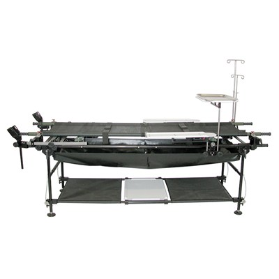 SR901RT Table, with Raven Stretcher