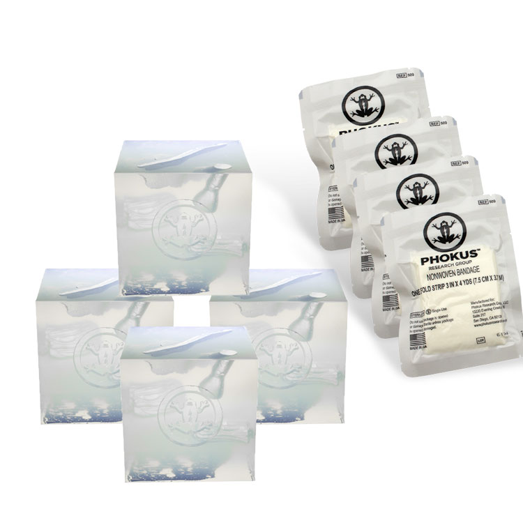 WOUND CUBE - TRAINING PACK
