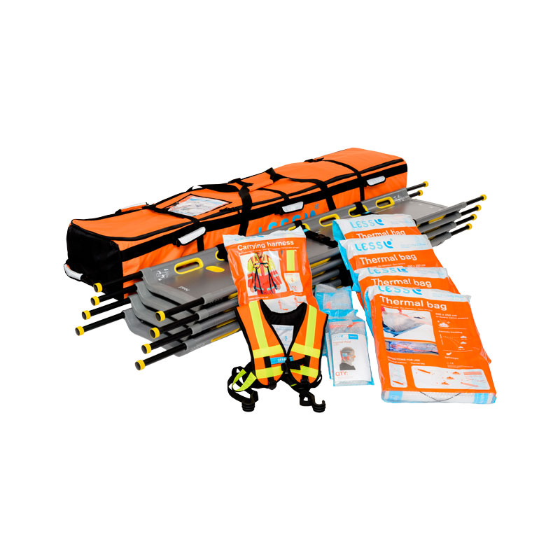 LESS Stretcher Package PRO