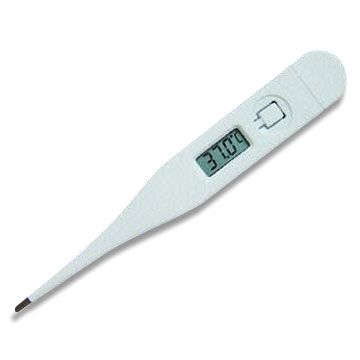 Digital Thermometer With Buzzer